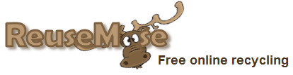 ReuseMoose - Free online recycling