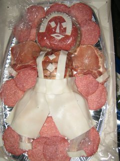 David Meat Doll