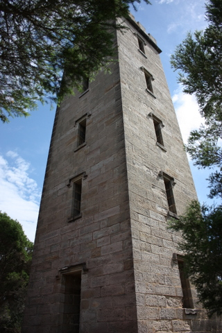 Boyd tower, Ben Boyd National Park, NSW, Australia