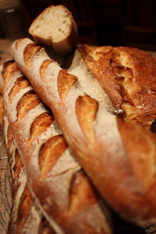 Pain a l'Ancienne - French Bread